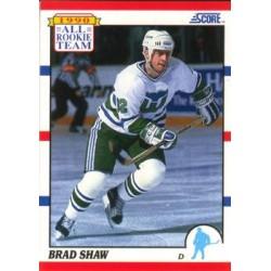 1990-91 Score American c. 325 Brad Shaw ART HFD