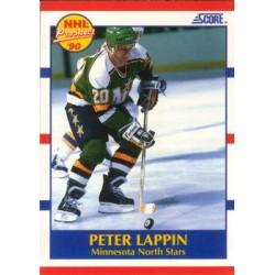 1990-91 Score American c. 403 Peter Lappin MNS