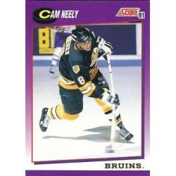 1991-92 Score American c. 006 Cam Neely BOS