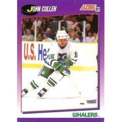 1991-92 Score American c. 007 John Cullen HFD
