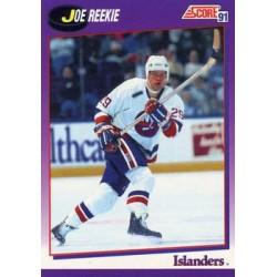 1991-92 Score American c. 123 Joe Reekie