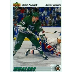 1991-92 Upper Deck French c. 310 Tomlak Mike HFD