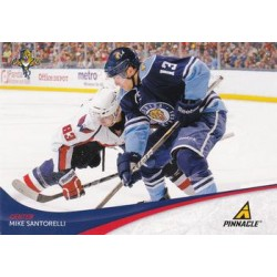 2011-12 Pinnacle c. 189 Mike Santorelli FLO