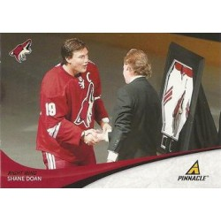 2011-12 Pinnacle c. 168 Shane Doan PHX