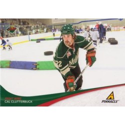 2011-12 Pinnacle c. 122 Cal Clutterbuck MIN