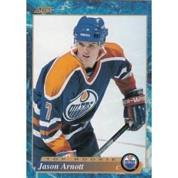 1993-94 Score c. 594 Jason Arnott RC EDM