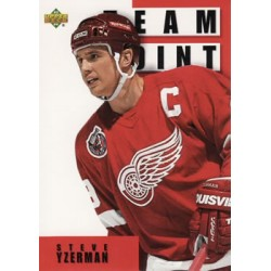 1993-94 Upper Deck c. 290 Steve Yzerman DET