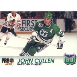 1992-93 Pro Set c. 057 John Cullen HFD