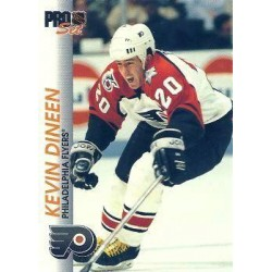 1992-93 Pro Set c. 134 Kevin Dineen PHI