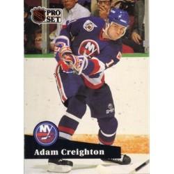 1991-92 Pro Set c. 437 Adam Creighton
