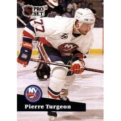1991-92 Pro Set c. 433 Pierre Turgeon