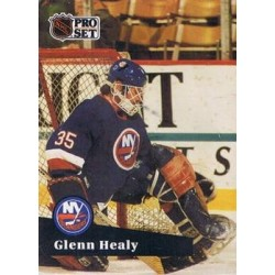 1991-92 Pro Set French c. 153 Glenn Healy
