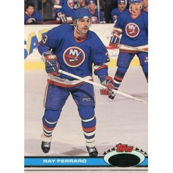 1991-92 Topps Stadium Club c. 003 Ray Ferraro