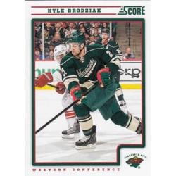 2012-13 Score c. 240 Kyle Brodziak MIN