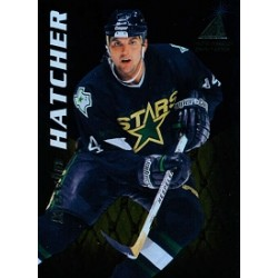 1995-96 Pinnacle Zenith Hatcher Kevin c. 44 DAL