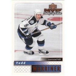 1999-00 MVP SC Edition c. 170 Todd Warriner TBL