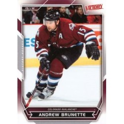 2007-08 Victory c. 156 Andrew Brunette COL