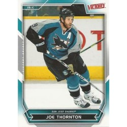2007-08 Victory c. 181 Joe Thornton SJS