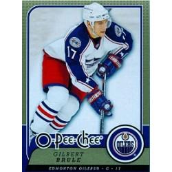 2008-09 O-Pee-Chee c. 368 Brule Gilbert CBS