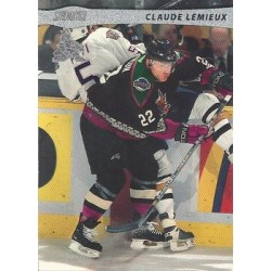 2001-02 Stadium Club c. 028 Claude Lemieux PHX