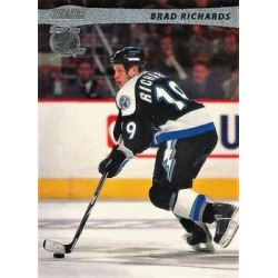 2001-02 Stadium Club c. 075 Brad Richards TBL