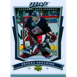 2007-08 MVP c. 028 LeClaire Pascal CBS