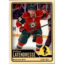 2012-13 O-Pee-Chee c. 177 Guillaume Latendresse MIN