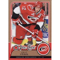 2008-09 O-Pee-Chee c. 487 Eric Staal CAR