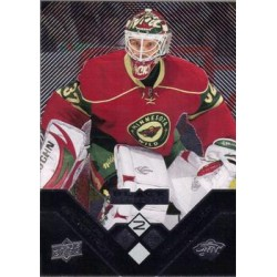2008-09 Black Diamond Double Diamond c. 105 Niklas Backstrom MIN