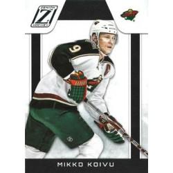 2010-11 Zenith c. 053 Mikko Koivu MIN