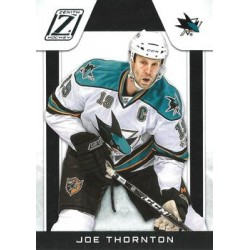 2010-11 Zenith c. 004 Joe Thornton SJS