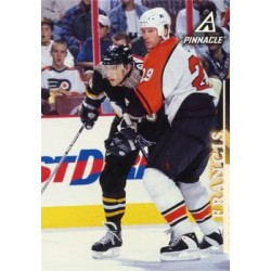1997-98 Pinnacle c. 078 Ron Francis PIT