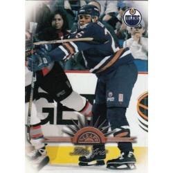 1997-98 Leaf c. 081 Mike Grier EDM