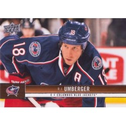 2012-13 Upper Deck c. 047 R.J. Umberger CBS