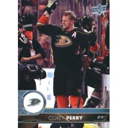 2017-18 Upper Deck c. 002 Corey Perry