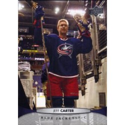 2011-12 Upper Deck c. 400 Jeff Carter CBS