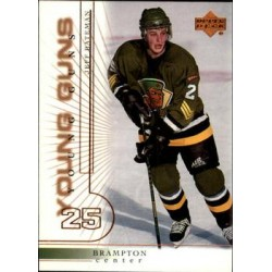 2000-01 Upper Deck c. 438 Jeff Bateman