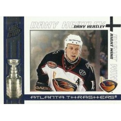 2003-04 Pacific Quest for the Cup c. 003 Dany Heatley ATL