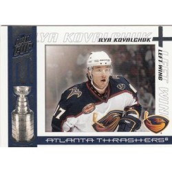 2003-04 Pacific Quest for the Cup c. 004 Ilya Kovalchuk ATL