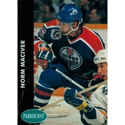 1991-92 Parkhurst French c. 282 Maclver Norm EDM