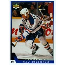 1993-94 Upper Deck c. 197 Buchberger Kelly EDM