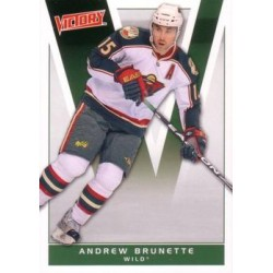 2010-11 Victory c. 092 Andrew Brunette MIN