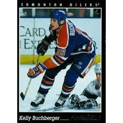 1993-94 Pinnacle Canadian c. 058 Buchberger Kelly EDM