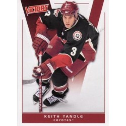 2010-11 Victory c. 151 Keith Yandle PHX
