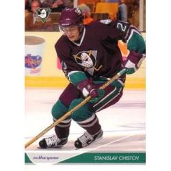 2003-04 In the Game Toronto Star c. 003 Stanislav Chistov ANA