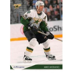 2003-04 In the Game Toronto Star c. 028 Mike Modano DAL