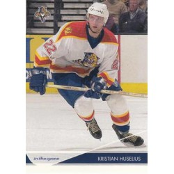 2003-04 In the Game Toronto Star c. 040 Kristian Huselius FLO
