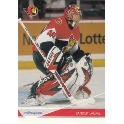 2003-04 In the Game Toronto Star c. 068 Patrick Lalime OTT