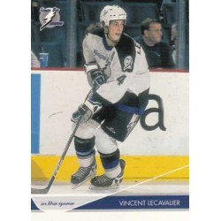 2003-04 In the Game Toronto Star c. 084 Vincent Lecavalier TBL