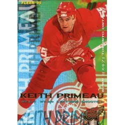 1994-95 Fleer c. 064 Keith Primeau DET